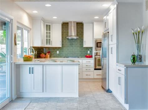 backsplashes for small kitchens pictures ideas from hgtv hgtv