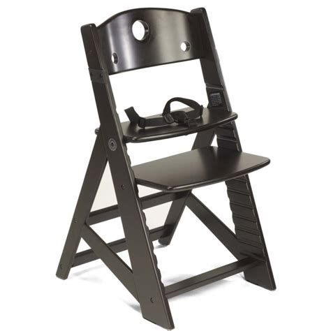 Height Right Chair by Keekaroo Height Right Kid S Chair Espresso Free Shipping
