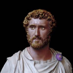 how is in color antoninus pius expanding rome beyond its borders rome