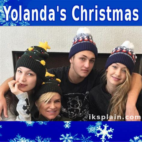 how is yolanda foater doing yolanda s christmas 2015 how s she doing iksplain com