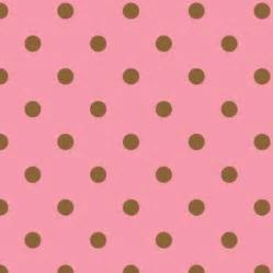 yellow with pink polka dots polka dots background pink free stock photo