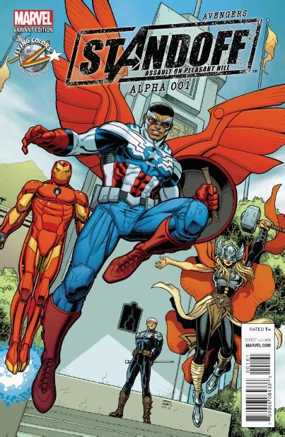 flying colors comics flying colors comics marvel team up to bring to