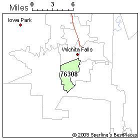 zip code map wichita falls tx best place to live in wichita falls zip 76308 texas