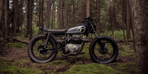 vintage honda federal moto combines 2 vintage honda cb360s into 1 2014