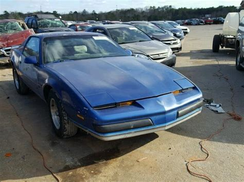 blue book value for used cars 1987 pontiac sunbird instrument cluster auto auction ended on vin 1g2fs21sxhl230983 1987 pontiac firebird in atlanta west ga