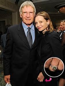 Harrison Ford Marriage Madesu Harrison Ford Calista Flockhart Wedding