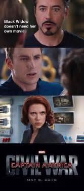 Black Widow Meme - captain america civil war memes black widow movie