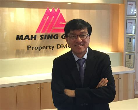 mah sing new year mah sing s ceo conferred datuk title the edge property