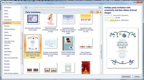 membuat undangan dengan microsoft word 2007 membuat kartu undangan dengan ms word multi archive
