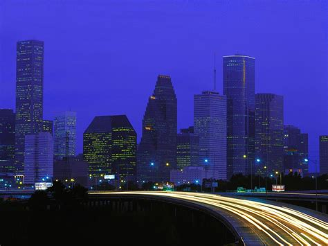 houston skyline wallpapers hd pixelstalknet