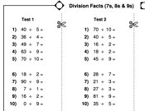 key stage 2 worksheets free maths key stage 2 division
