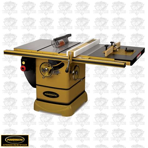 powermatic 1792013k 5hp 10 quot table saw