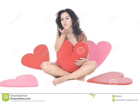 B5 Styles Beautiful Valentines by Beautiful With Hearts Royalty Free Stock Photos