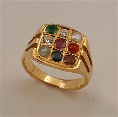 benefits navratna ring 9 stones navratna rings wearing