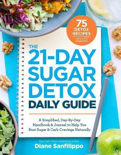 Low Carb Sugar Detox by The 21 Day Sugar Detox Daily Guide A Simplified Day By