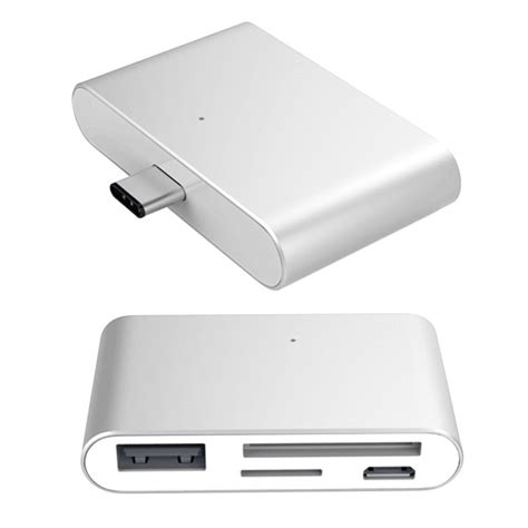 Card Reader Usb 20 Murah Banget Bisa Untuk Souvenir jual gadget otg card reader type c untuk transfer data lebih mudah dan cepat