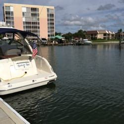 glass bottom boat tours fort myers beach fish tale marina power boat rental 19 photos boating