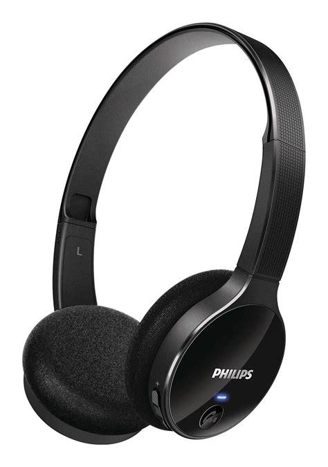 Headphone Yang Ada Micnya headset stereo bluetooth shb4000 00 philips