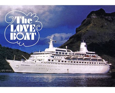 princess cruises love boat theme 50th anniversary photo gallery quot the love boat