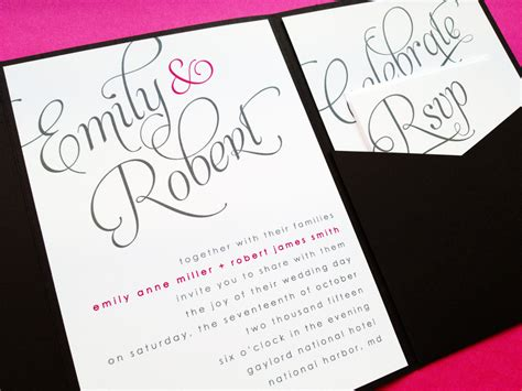how to personalize your wedding invitations temple square - Wedding Invites