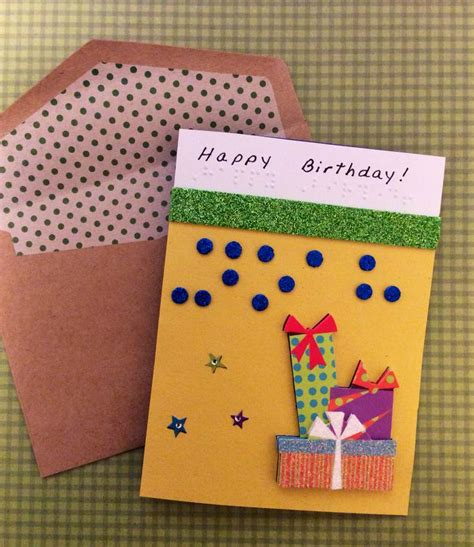 how to make braille cards 17 best images about braille made materials on