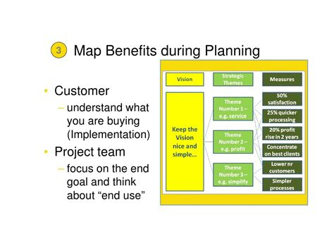 benefits realization plan template project benefits realisation general presentation 7
