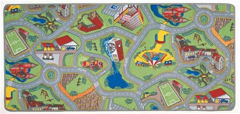 streets play mats for play rug for cars more