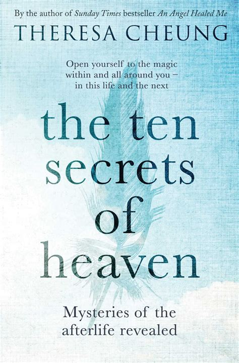 erotica revealed books written by the ten secrets of heaven ebook by theresa cheung