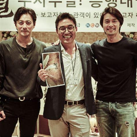 film laga terbaik dunia 5 film action korea terbaik 2018 swordsman menjadi