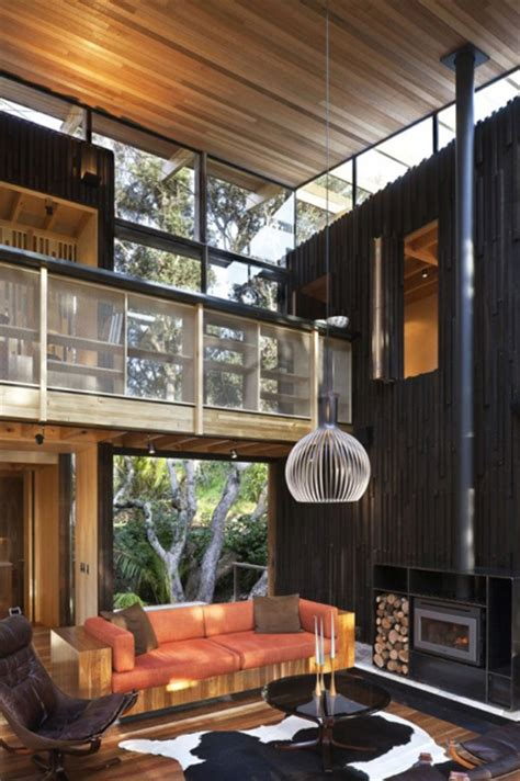 home new zealand architecture design and interiors warme donkere woonkamer inrichting huis com