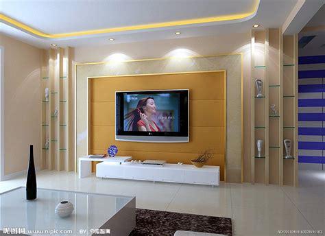 home decor tv shows 影视墙设计图 室内设计 环境设计 设计图库 昵图网nipic com