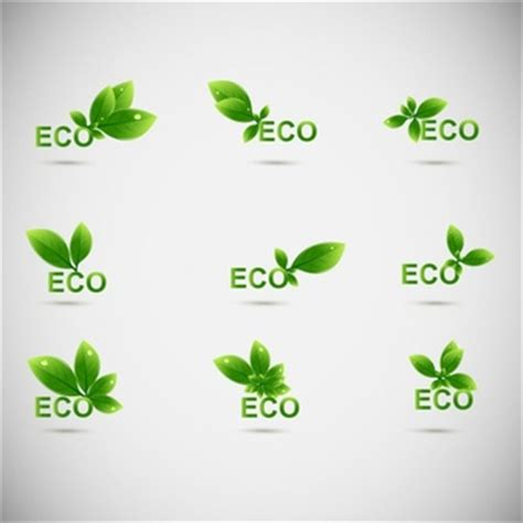 Leaf Logo Vectors Photos And Psd Files Free Download Eco Vectors Photos And Psd Files Free