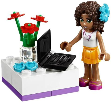 Lego Friends Andrea S Bedroom by Lego Friends Andrea S Bedroom 41009 Images 3 Of 5 At