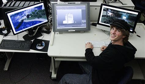 game design major colleges the channels virtual virtuoso student excels in video