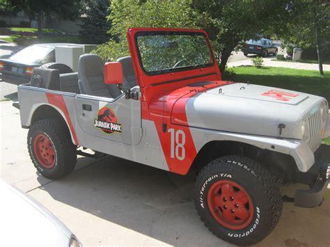 Jurassic Park Jeep Wrangler For Sale Jurassic Park Jeep Wrangler 09 By Boomerjinks On Deviantart