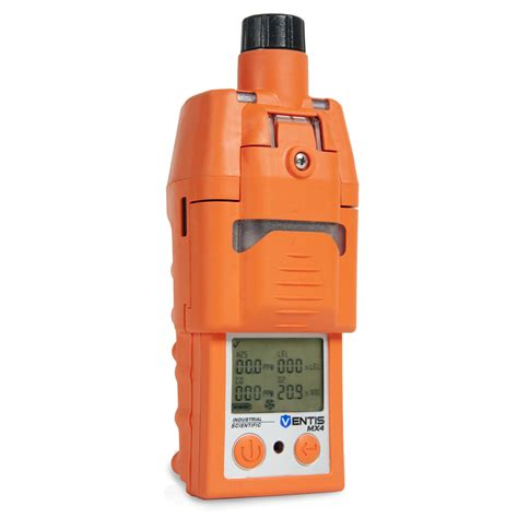 Multi Gas Detector national safety supply ventis mx4 multi gas monitor