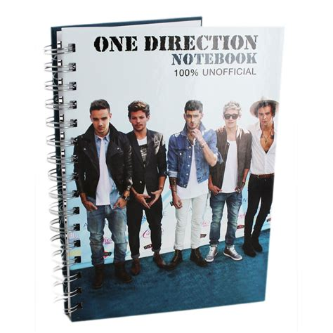 Notebook Buku One Direction one direction notebook notebooks at the works