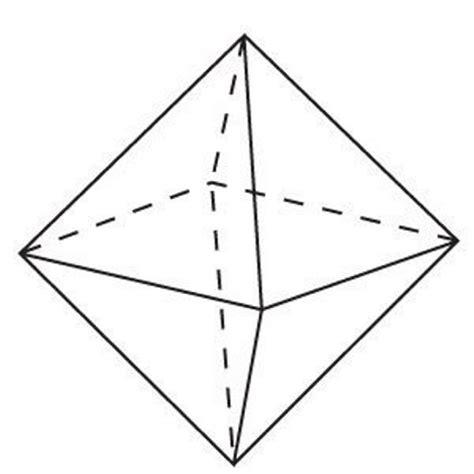 figuras geometricas imagenes crystal group 1 cubic octahedron australian museum
