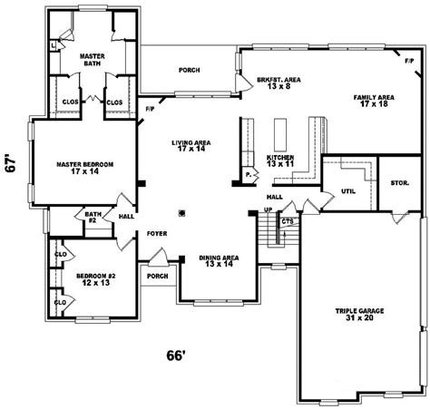 large house floor plans greenmore european home plan 087d 1076 house plans and more