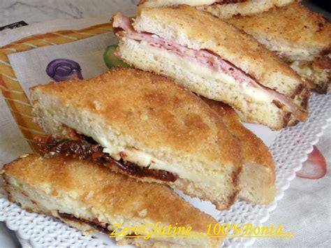 mozzarella in carrozza al forno senza pane mozzarella in carrozza farcita zeroglutinechebont 224