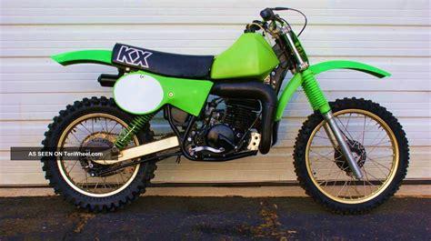 Honda Kawasaki Suzuki 1979 Kawasaki Kx250 A5 Ahrma Yamaha Suzuki Honda Yz Cr Rm