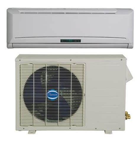 Comfort Aire Ductless by Comfort Aire 17 400 Btu Single Zone Mini Split Heat