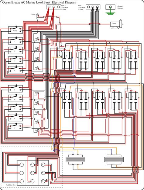 bank wire wiring diagram on load load trail trailer wiring diagram