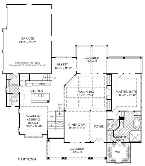 frank betz floor plans southern trace house floor plan frank betz associates