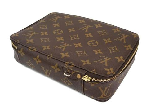 Louis Vuitton Monogram Costume Jewelry by Louis Vuitton Monogram Canvas Jewelry Accessories Vanity