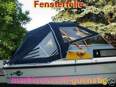 Folie Boot Kaufen by Folie Fensterfolie Boot Trecker Trailer Kutschen Zelte