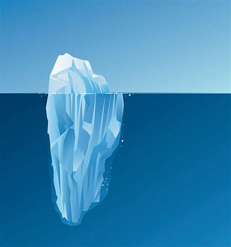 clipart iceberg eisberg vektorgrafiken und illustrationen istock