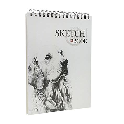sketchbook puppies sketchbook 8 5 x 11 books clobeau blank drawing sketch book spiral bound