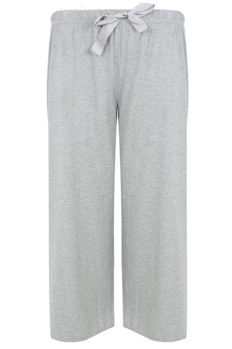 Store Jour Nuit 273 by Pantalon De Pyjama Gris En Coton Taille 44 224 60