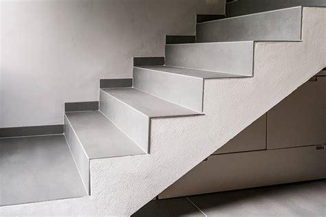 piastrelle per scale scale in gres porcellanato realizzazioni dsg